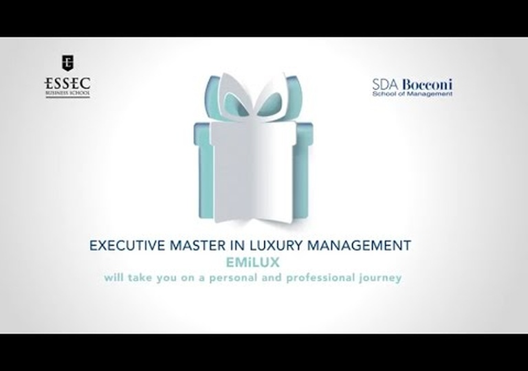Executive Master in Luxury Management
